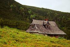 Free Mountain Hut Stock Photos - 9876123