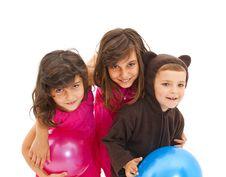 Free Children Smiling Royalty Free Stock Photo - 9876845