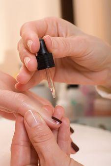 Free Manicure Stock Photo - 9877090