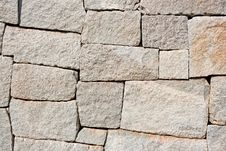 Abstract Background Made With Aged Stone Stock Photography