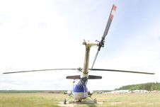 Free Helicopter Stock Photography - 9879612