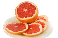 Free Grapefruit Royalty Free Stock Image - 9879716
