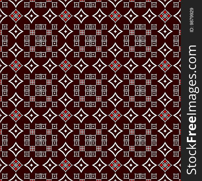 Seamless pattern.