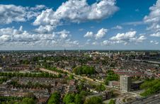 Free Groningen City Center Skyline Royalty Free Stock Photos - 98749378