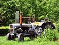 Free Old Tractor Royalty Free Stock Images - 9880039