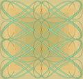 Free Vector Decorative Tile Royalty Free Stock Photos - 9884748