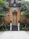 Free Bali Temple Entrance Stock Image - 9888791