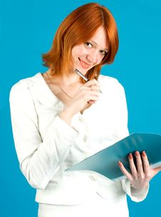 Free Secretary Stock Photography - 9881352