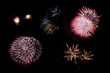 Free Firework Stock Images - 9882174