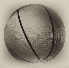 Free Baskeball Stock Image - 9883601