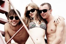 Free Hot Summer Stock Images - 9883834