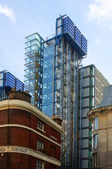 Free London Buildings Stock Images - 9885874
