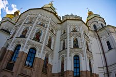 Free Church In Kiev Royalty Free Stock Photo - 9886335