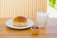 Free Served Breakfast Stock Image - 9886501