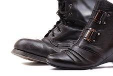 Free Footwear Royalty Free Stock Image - 9887086