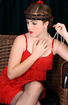 Free Beautiful Female Royalty Free Stock Photography - 9887097