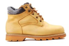 Free Yellow Boots Stock Photos - 9887933