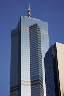 Free Urban Office Building, Hong Kong, China Stock Photography - 9888712