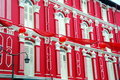 Free Singapore: Colourful Chinatown Buildings Stock Photos - 9897463