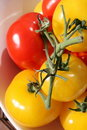 Free Organic Tomatoes Royalty Free Stock Photo - 9899055