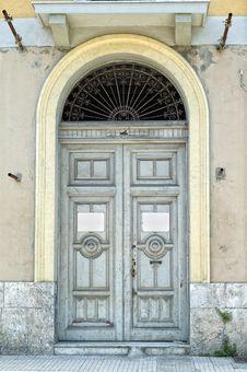 Free Old Door Stock Images - 9894934