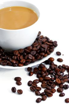 Free Coffee Series 01 Royalty Free Stock Photo - 9894965