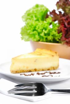 Free Cheese Cake Series 03 Royalty Free Stock Images - 9895119