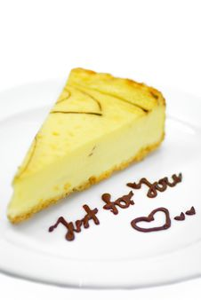 Free Cheese Cake Series 01 Stock Images - 9895154