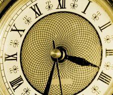 Free Clock Royalty Free Stock Photos - 9895648