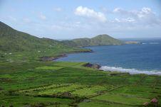 Free Landscape In Ireland Royalty Free Stock Image - 9896306