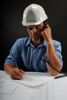 Free Engineer Stock Photography - 9896912
