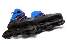 Free Old Roller Skates Royalty Free Stock Image - 9897086