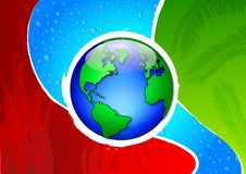 Free Earth Elements Illustration Royalty Free Stock Photos - 9897108