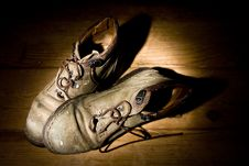 Free Old Boots Stock Photos - 9897903