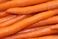 Free Well Washed Carrot Royalty Free Stock Photography - 9899507
