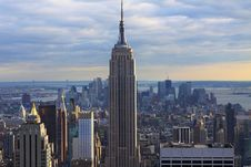 Free Empire State Building Royalty Free Stock Photos - 98960948