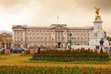 Free Buckingham Palace Royalty Free Stock Photography - 98961127