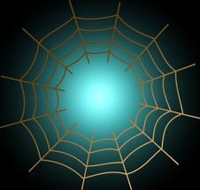 Free Spider Web, Light, Symmetry, Line Stock Photo - 98989170