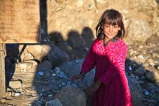 Free Girl, Child, Fun, Smile Stock Image - 98994481