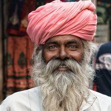 Free Hair, Facial Hair, Turban, Man Royalty Free Stock Image - 98996536