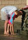 Free Sandy Feet Stock Photos - 990363