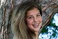 Free Pretty Teenage Girl Smile Stock Photo - 991930