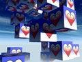 Free Cube Love 15 Stock Photos - 992533