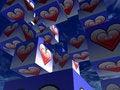 Free Cube Love 17 Royalty Free Stock Photos - 992538