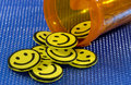 Free Happy Pills Royalty Free Stock Image - 993916