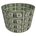 Free Dollars Ring Royalty Free Stock Photos - 994558