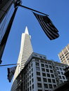 Free Skiscraper Transamerica In San Francisco Stock Images - 998114