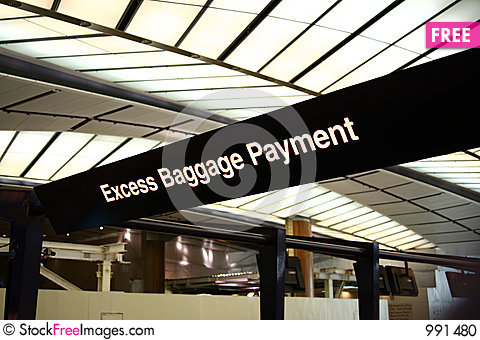 Free Airport Scenes Stock Photo - 991480