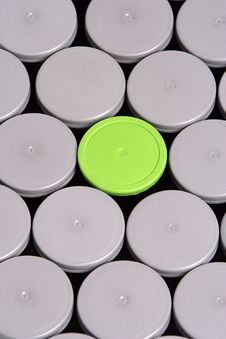 Free Film Canisters Royalty Free Stock Photo - 990445