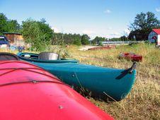 Free Kayaking Royalty Free Stock Images - 992789